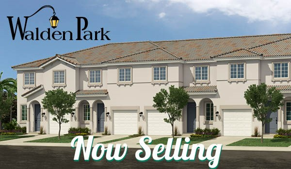 Walden Park New Townhomes in Miami Gardens